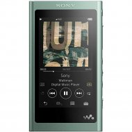 MP3-плеер «Sony» зеленый NWA55G