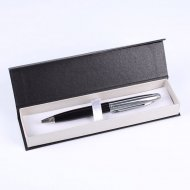 Ручка подарочная «Darvish» серебристо-черная, 1 шт.