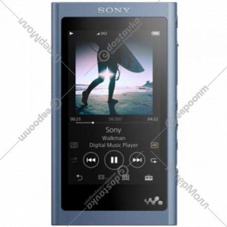 MP3-плеер «Sony» синий NWA55L