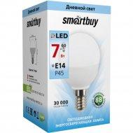 Лампа «Smartbuy» LED SBL - Р45 - 07 - 40К - Е14.