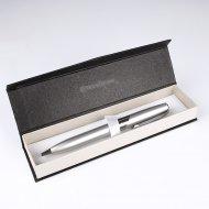 Ручка подарочная «Darvish» серебристая в, 1 шт.