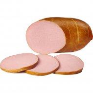 Колбаса «Говяжья премиус» высшего сорта, 1 кг., фасовка 1.5-2.5 кг