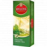 Чай зеленый «Hyleys» 25 пакетиков.