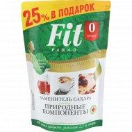 Заменитель сахара «Fit Parad» на основе природных компонентов, 500 г.