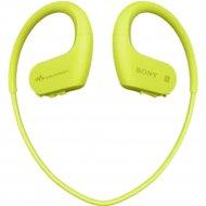 Наушники «Sony» зеленый NWWS623G