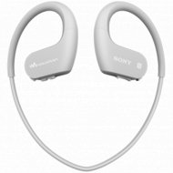 Наушники «Sony» белый NWWS623W