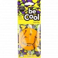 Ароматизатор воздуха для автомобиля «Aroma Car Be Cool» vanilla.
