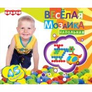 Игрушка «Веселая мозаика» 45 элементов.