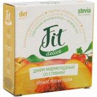 Джем мармеладный «Fit Delice» абрикос, персик, годжи, 100 г