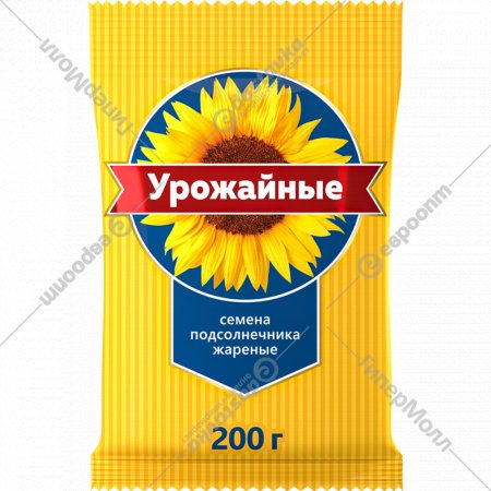 Семечки подсолнечника «Урожайные» жареные, 200 г