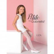 Колготы детские «Gabriella» Liza Bianco 20 den, 3 размер