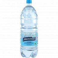 Вода питьевая «Минская» негазированная, 2 л.