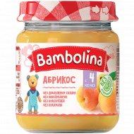 Пюре «Bambolina» из абрикосов, 100 г.