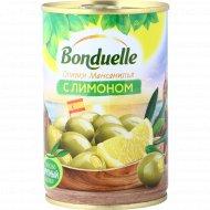 Оливки «Bonduelle» с лимоном, 300 г.