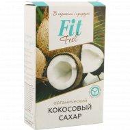 Сахар кокосовый «Fit Feel» органический, 200 г.