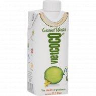 Вода кокосовая «Vietcoco» 0.33 л.