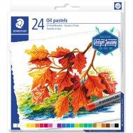 Набор масляной пастели «Staedtler» Design Journey, 2420-C24, 24 цвета