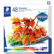 Набор масляной пастели «Staedtler» Design Journey, 2420-C48, 48 цветов