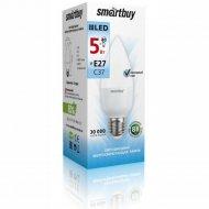 СветодиоднаяLED лампа «Smartbuy» SBL-C37-05-40K-E27