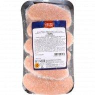 Полуфабрикат рубленный из мяса птицы «Тёщины» замороженные., фасовка 0.8-1.2 кг