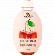Напиток «Ascania» вишня, 0.33 л.
