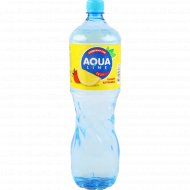 Напиток негазированный «Aqualine» лимон-клубника, 1.5 л.