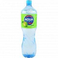 Напиток негазированный «Aqualine» яблоко, 1.5 л.