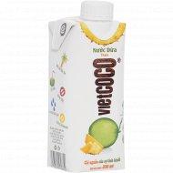 Вода кокосовая «Vietcoco» с соком ананаса, 0.33 л.