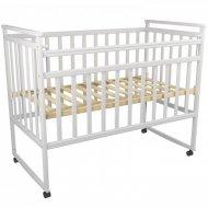 Кровать «ФА-Мебель» Дарья 2, белая.