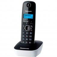 Телефонный аппарат «Panasonic» стандарта DECT KX-TG1611RUW.