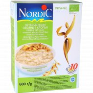 Хлопья овсяные «Nordik» органические, 600 г.