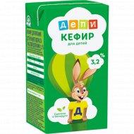 Кефир «Депи» 3.2%, 250 г