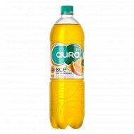 Напиток негазированный «Aura» с соком апельсина, 1 л