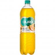 Напиток негазированный «Aura» с соком апельсина, 1.5 л