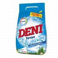 Порошок стиральный «Deni» Тотал, Горная свежесть, 3 кг.