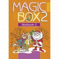 Книга «Английский язык. Magic Box. 2 класс. Рабочая тетрадь-2».