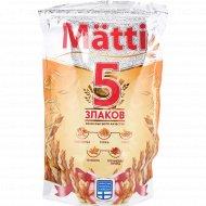 Хлопья «Matti» 5 злаков, 400 г