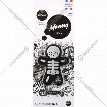Ароматизатор воздуха «Aroma Car Manny» Black.