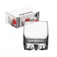 Комплект из 6-ти стаканов «Сильвана» для виски, 200 мл.