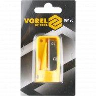 Точилка «Vorel» для столярных карандашей.