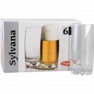 Комплекс стаканов «Сильвана» 6 шт, 375 мл.