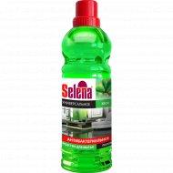 Средство «Selena» для мытья полов, антибактериальное Хвоя, 1000 мл.