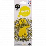 Ароматизатор воздуха «Aroma Car Manny» vanilla.