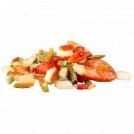 Смесь овощная быстрозамороженная «Лечо» 1 кг., фасовка 0.8-1.1 кг
