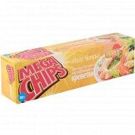 Чипсы «Mega Chips» со вкусом креветки, 100 г.