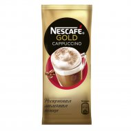 Кофейный напиток «Nescafe» Gold Cappuccino, 17 г.