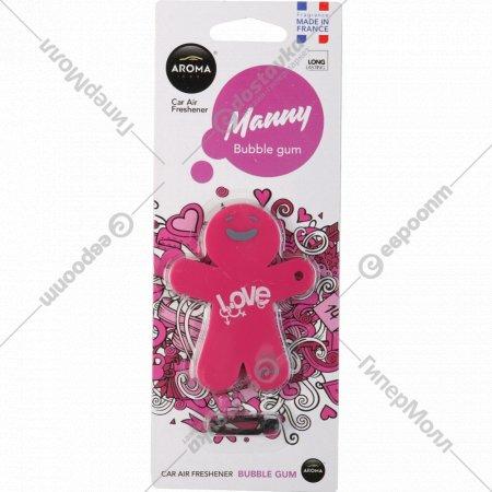 Ароматизатор воздуха для автомобиля «Aroma Car Manny» Bubble gum, 8 г.
