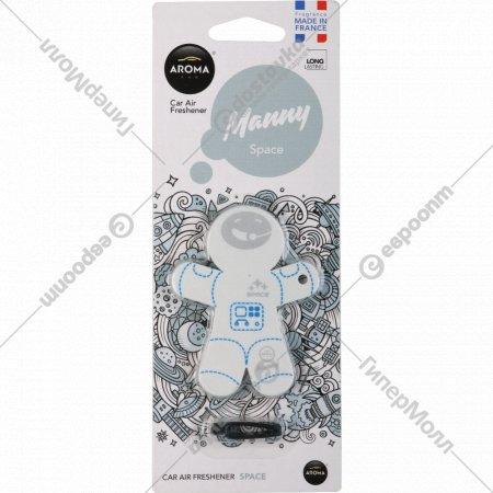 Ароматизатор воздуха для автомобиля «Aroma Car Manny» Space, 8 г.