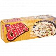 Чипсы «Mega Chips» со вкусом грибов со сметаной 200 г.