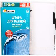 Шторка для ванной «Paterra» эластичная, 180x180 см.